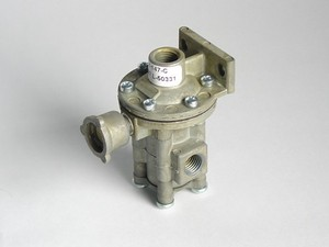 111542 by WILLIAMS CONTROLS - WM-147-P     VALVE,RELAY N.O.