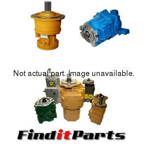R25586 by CNH-FORD-REPLACEMENT - CNH REPLACEMENT HYD PUMP  1150D CRAWLER / DOZER