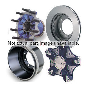 HR935K by GUNITE - Rear Disc Wheel Hub