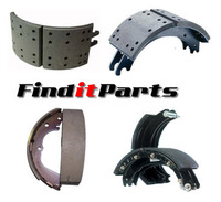 Brake Shoes & Pads (Air Brake)