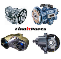 Transmissions and Differentials (Rebuilt and New)